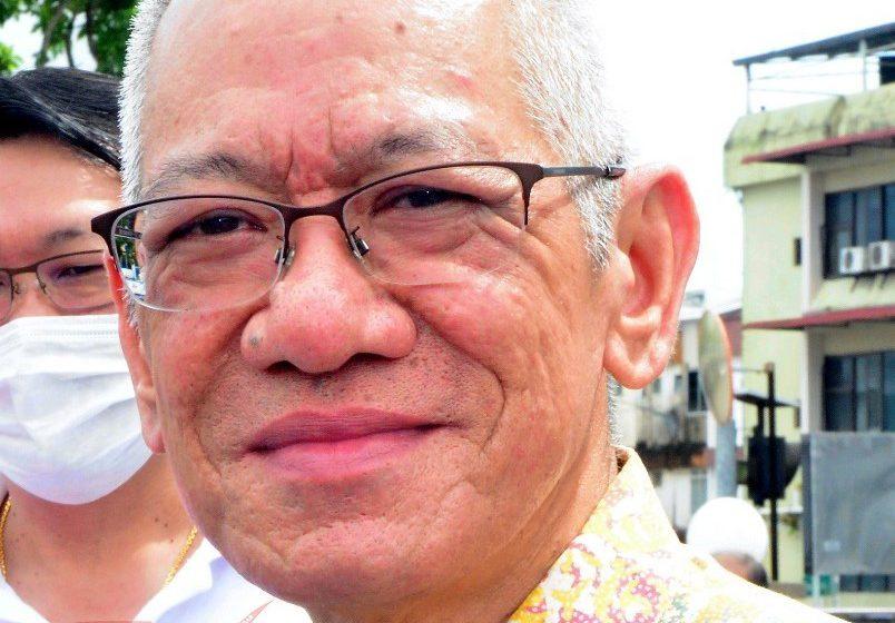 Pemutus PRN Sabah ukai pekara ti ngasuh tekenyit