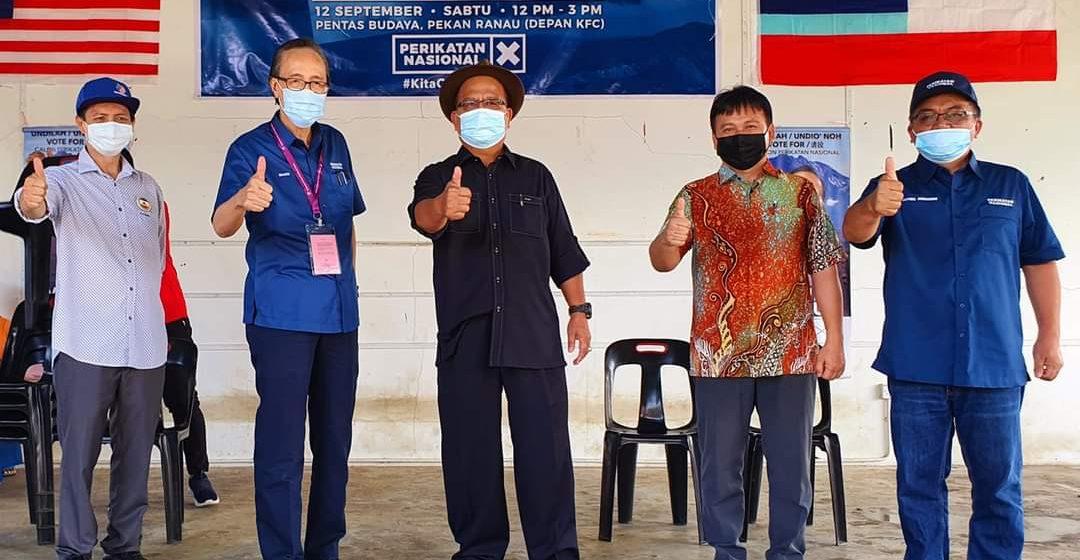 Pemujur PN di Sabah kelai Muhyiddin diterima rayat
