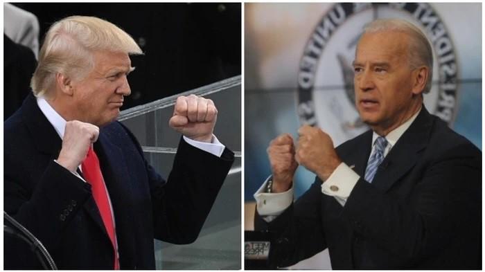 Biden gambarkan Trump aib buat AS