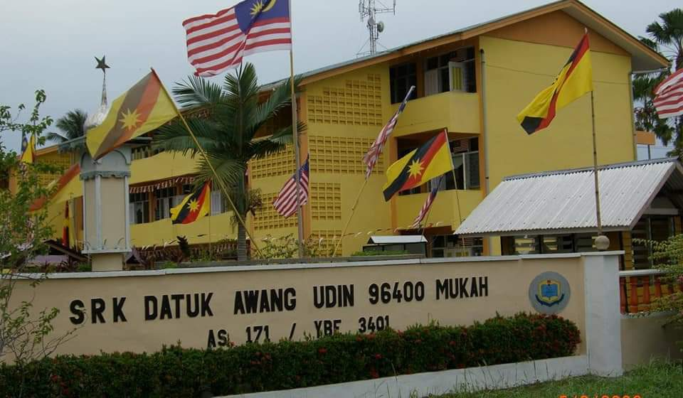 Sekolah Melayu pertama Mukah