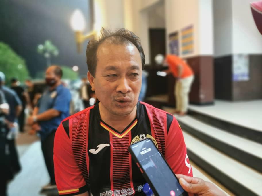 Aksi SU FC lawan Perak FC II ditunda