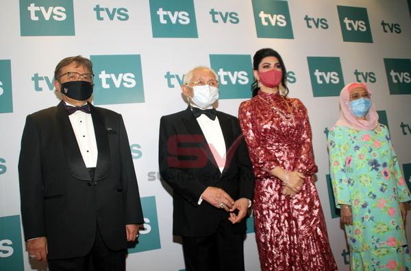 TVS platform pamer karya bakat Sarawak