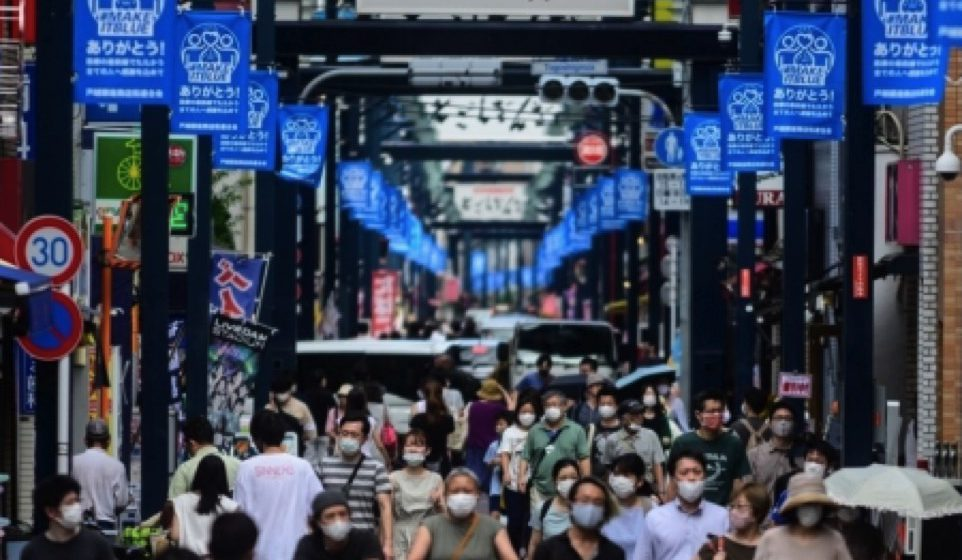 Pengangguran Jepun meningkat