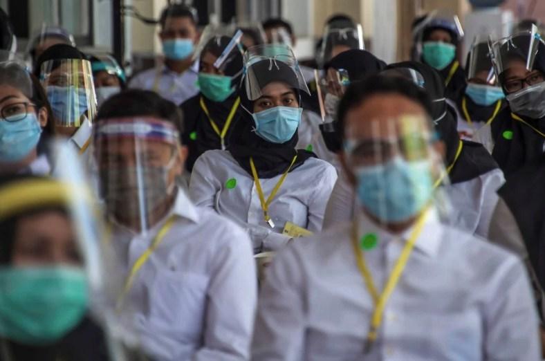 COVID-19: Indonesia catat 4,056 kes positif baharu