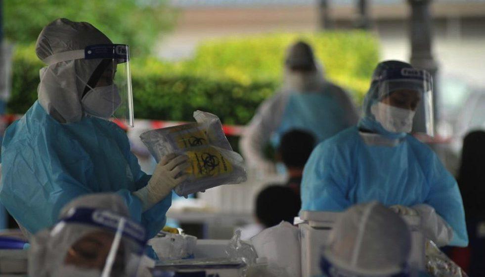Hampir 500 petugas kesihatan dihantar ke Sabah – KP Kesihatan