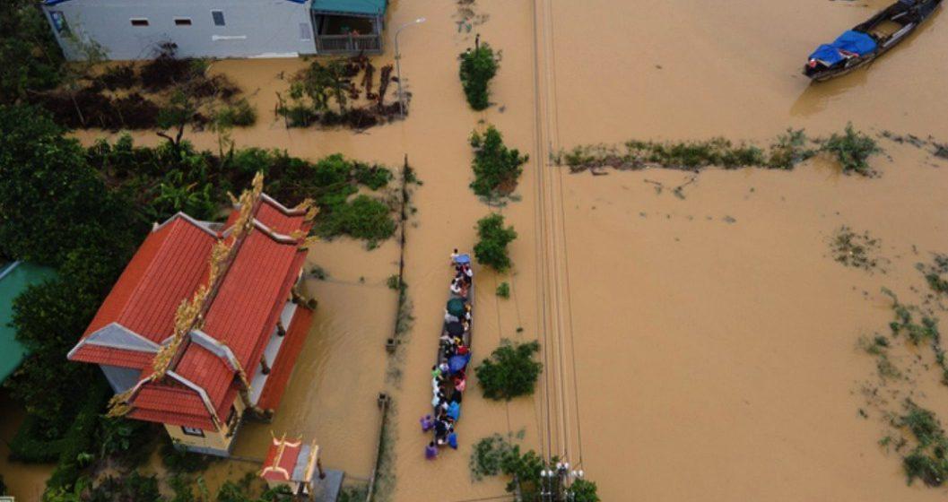 Banjir buruk di Vietnam ragut 18 nyawa, 14 masih hilang