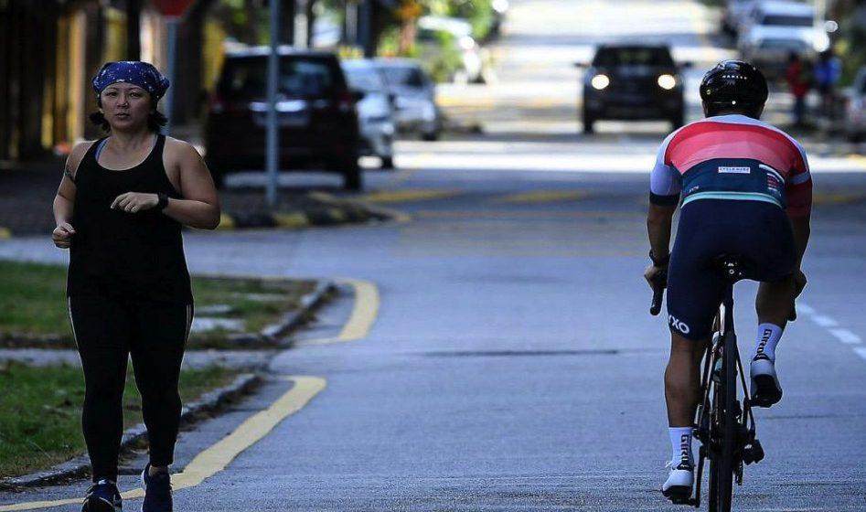 Tiada aktiviti sukan, rekreasi, latihan dan pertandingan di Sabah