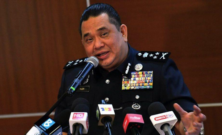 Polis buru lelaki larikan diri selepas dibebaskan SPRM