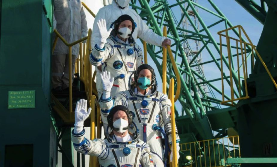 Rusia lancar kapsul laju hantar kru baru ke ISS