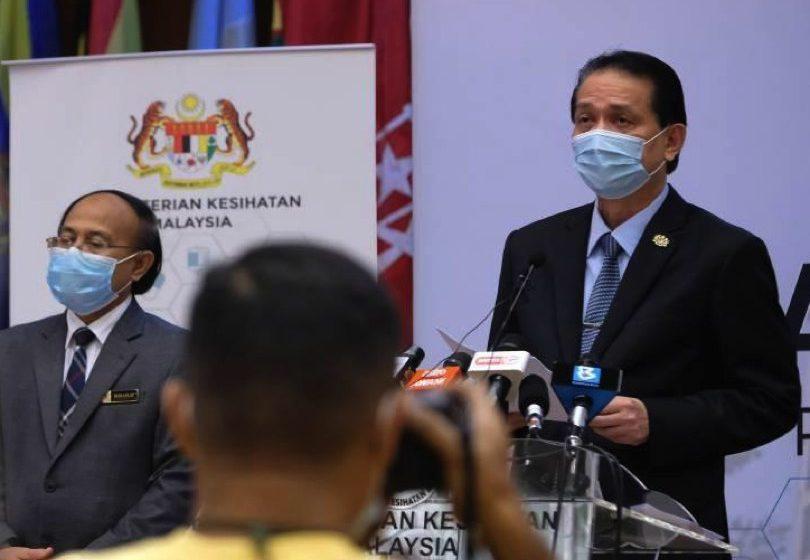 COVID-19: R-naught Malaysia kini 1.1 – KP Kesihatan