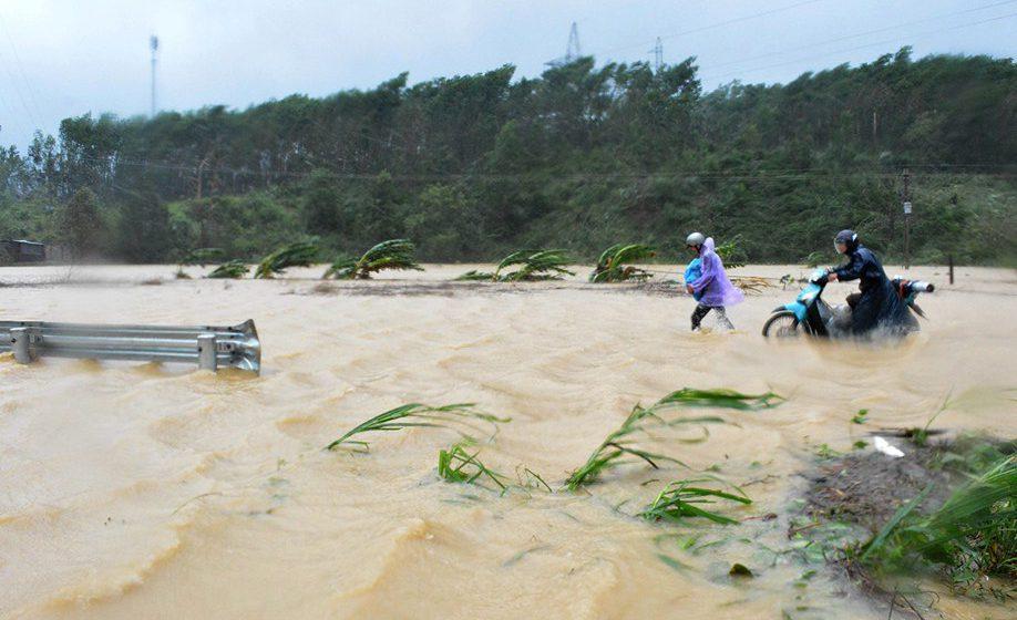 Banjir Vietnam: 40 orang maut, 332,350 haiwan mati