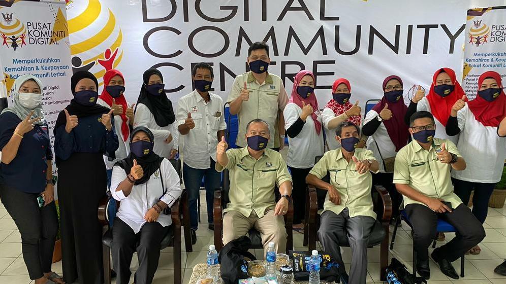 Perluas DCC di kawasan MPP dan Samarahan – Ahmad Ibrahim