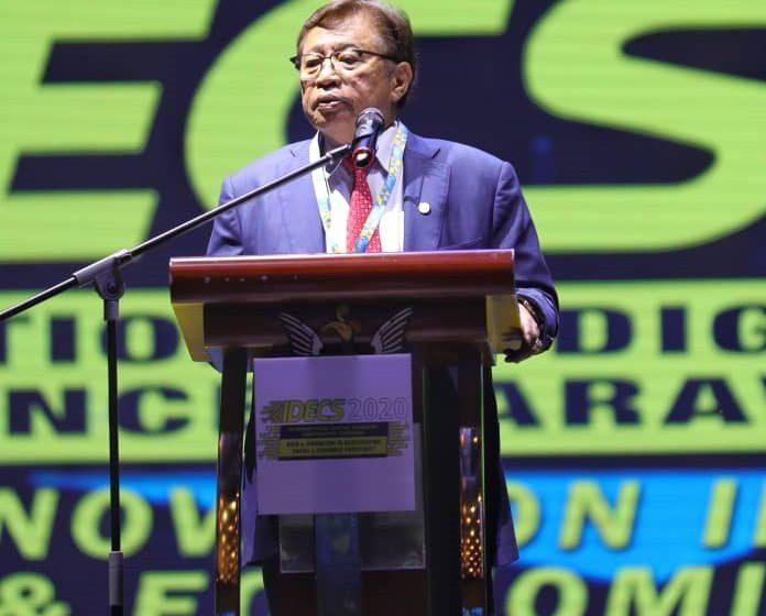 Sarawak maju, ekonomi ngerembai 2030