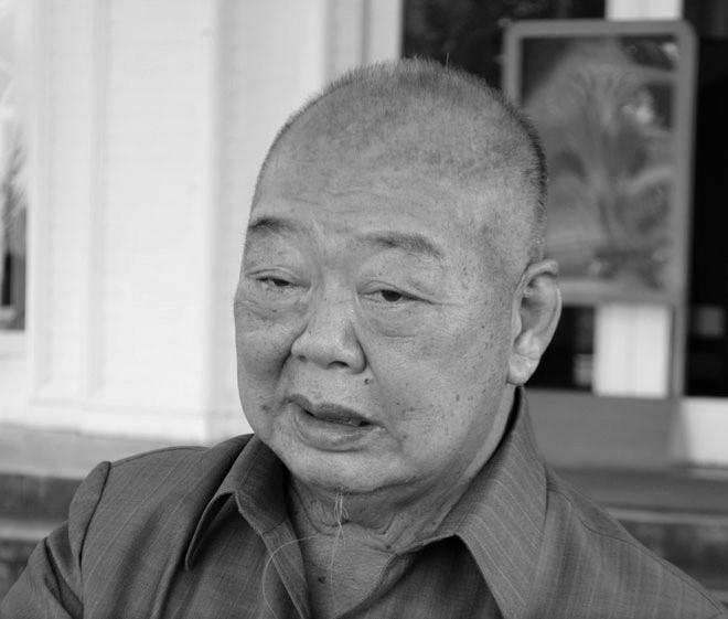 Ting Pek Khiing meninggal dunia