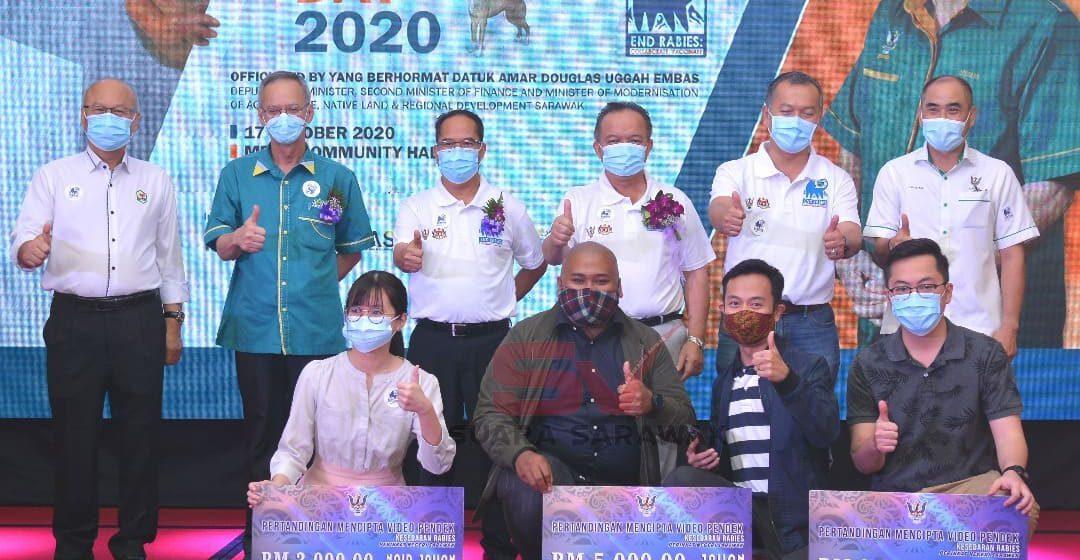 Perintah Sarawak udah ngemendar agih RM10.14 juta dikena munas rabies