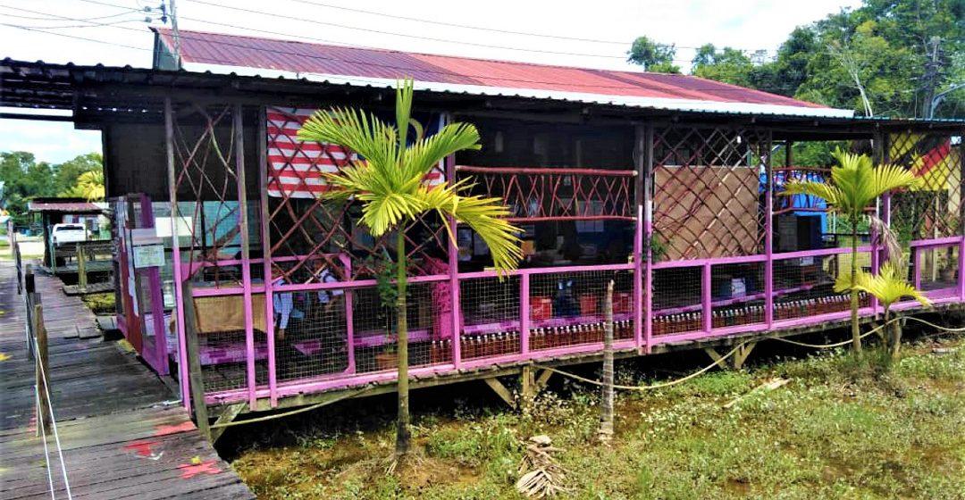 Begunan kayu ba SK Sungai Pinang nyau majak repuk