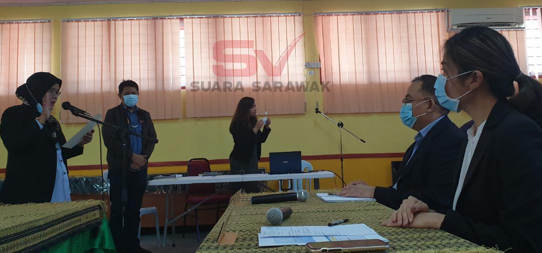 Ketua Wanita PBB Kuala Rajang galas tanggungjawab Timbalan Pengerusi MDS
