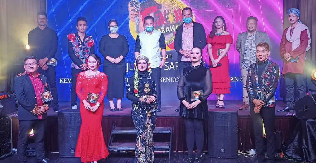 Sepuluh finalis FIKON Sarawak 2020 berentap bakat malam ini