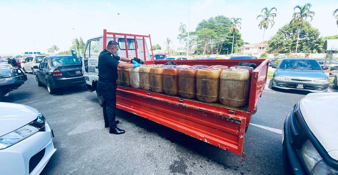 Padah seleweng diesel dan petrol