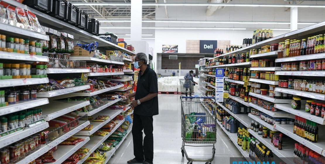 Bekalan makanan, barang keperluan mencukupi: Elakkan pembelian panik