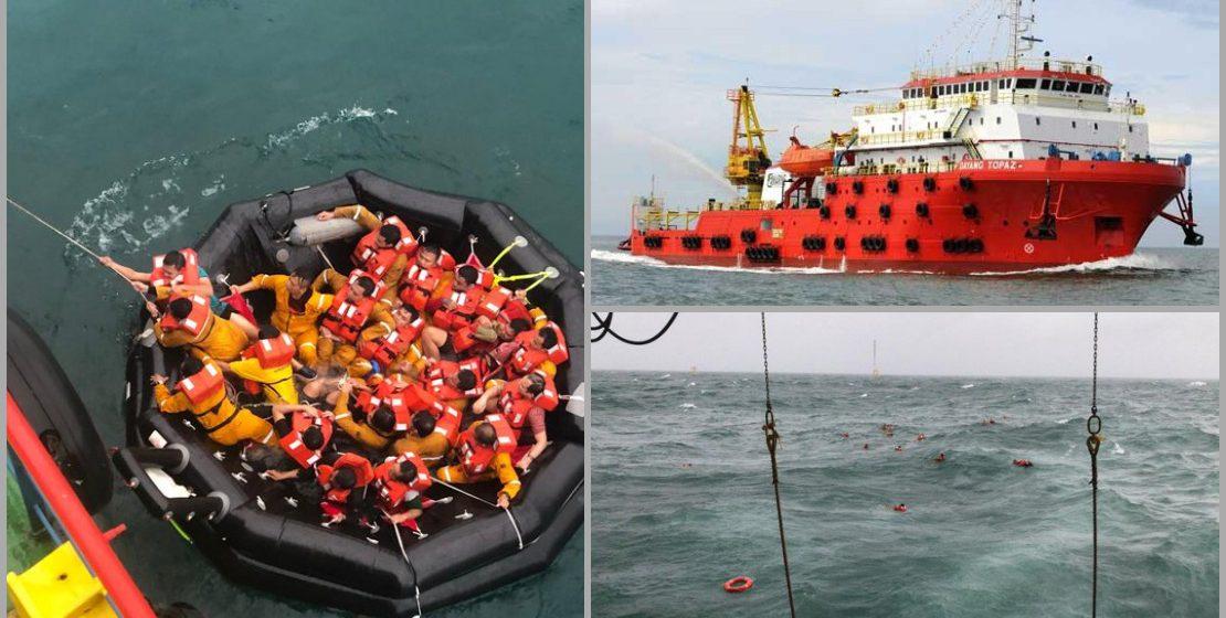 Petronas: Insiden kapal MV Dayang Topaz dalam siasatan
