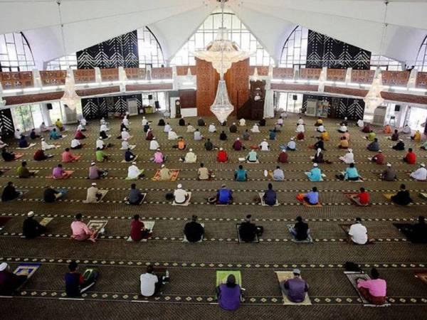 Majlis Fatwa mesyuarat kemas kini SOP masjid, surau esok