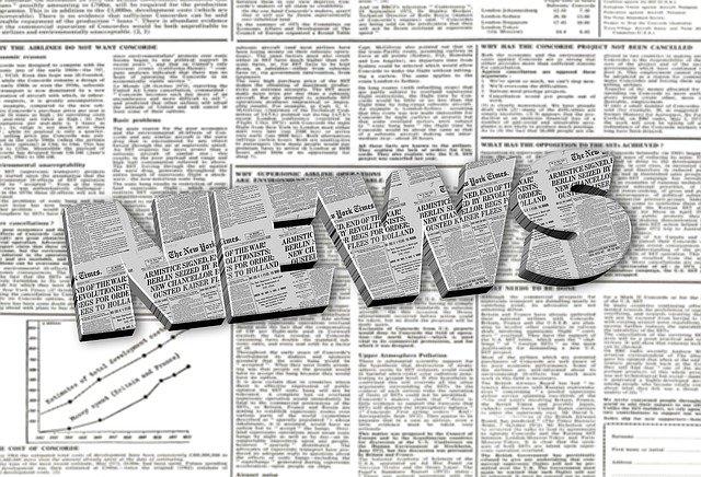 Berlumba-lumba menjadi wartawan