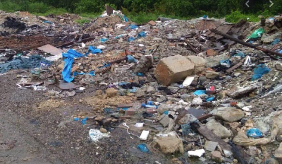 Dua syarikat buang sampah haram dikenal pasti
