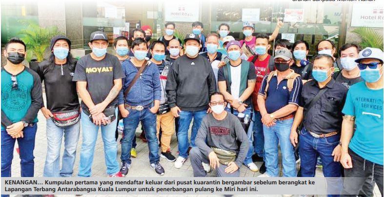Laporan Suara Sarawak selamatkan kami