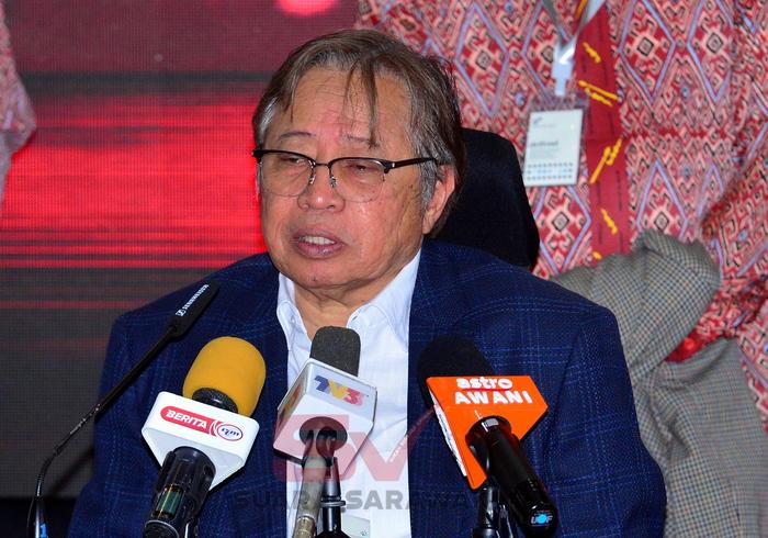 Abang Johari sambut baik peruntukan RM4.5 bilion kepada Sarawak