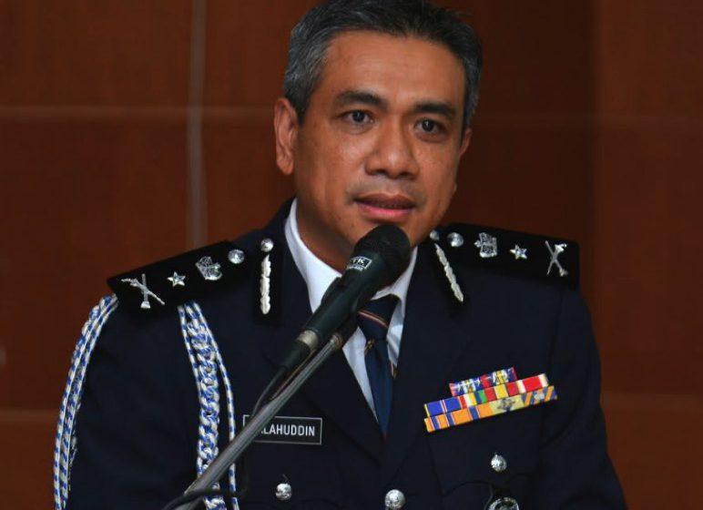SAC Mohd Salahhuddin Che Ali Ketua JSJ Sarawak baharu ke-27