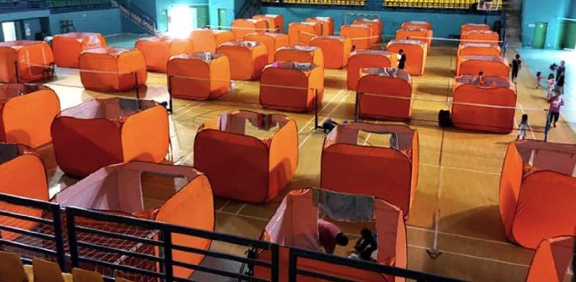 Banjir di Sarawak pulih, hanya PPS di Dewan Baru Kampung Rimba Padi masih beroperasi
