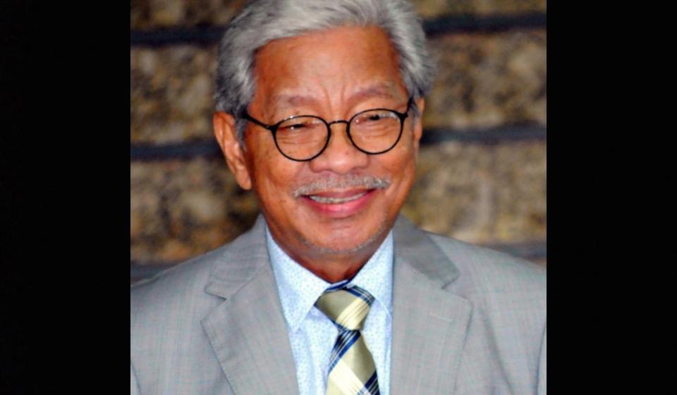 Masing dipadu nyadi Chairman JPBNS sementara