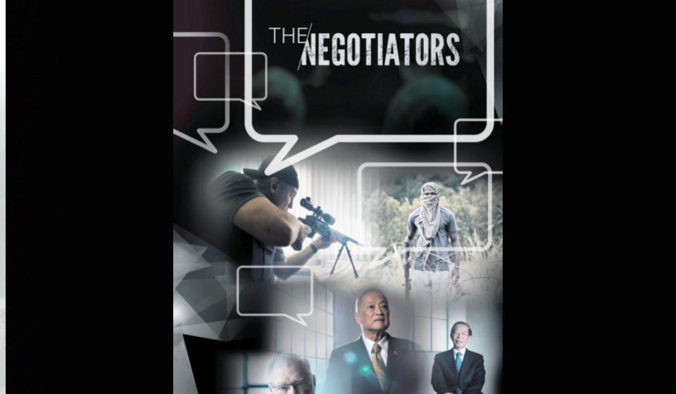 Kaedah berunding dalam The Negotiators