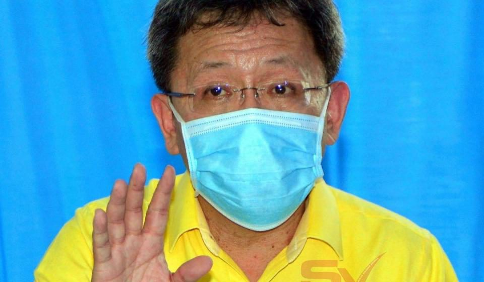 Ninting taun 250 iku mati sakit tungkul sengayuh di Sarawak