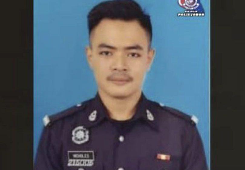Anggota polis maut dalam kemalangan ketika mengejar kereta dipercayai penjenayah