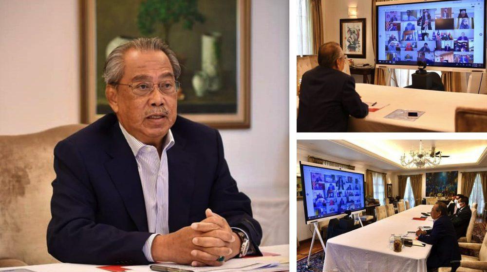 Ada keperluan PKPP diteliti semula – PM Muhyiddin