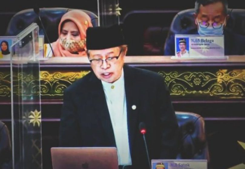Tahun ketiga penjawat awam di Sarawak dapat durian runtuh