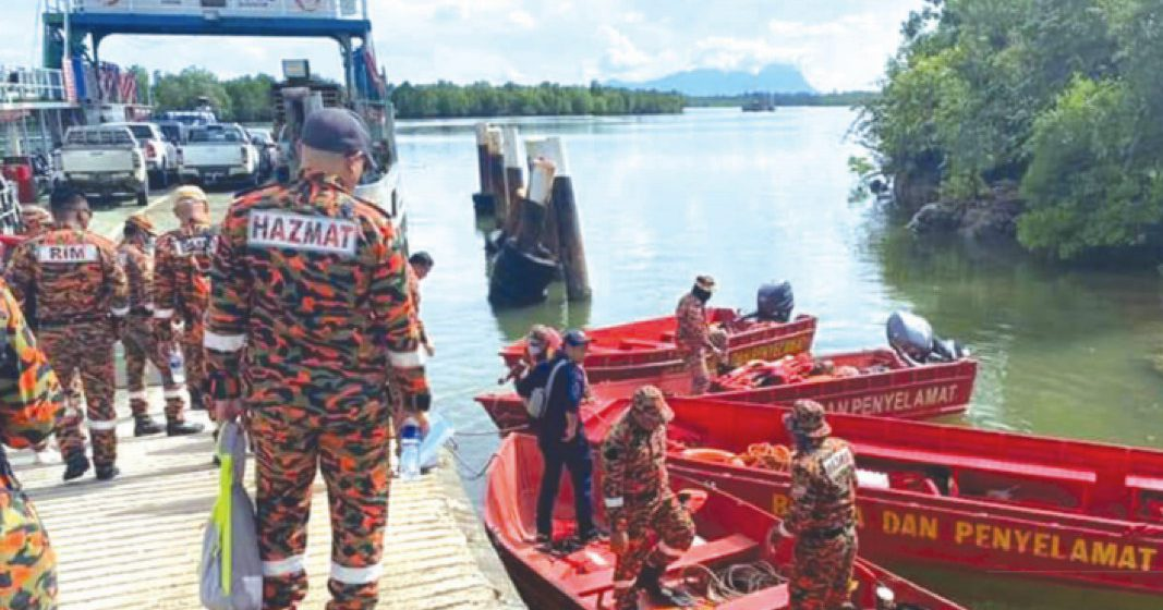 JBPM Sarawak siap siaga hadapi banjir