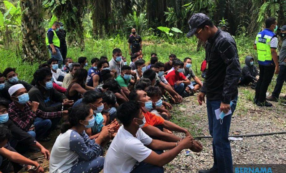 Lebih 8,000 individu cuba ceroboh sempadan negara ditahan sejak 1 Mei – Ismail Sabri