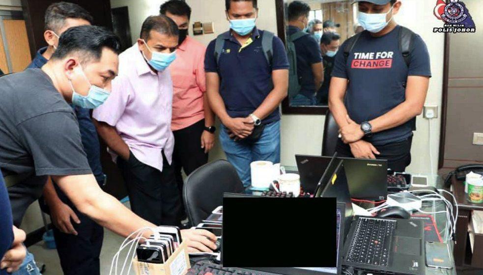 Hampir 1,000 ditahan terlibat Macau Scam sehingga Oktober