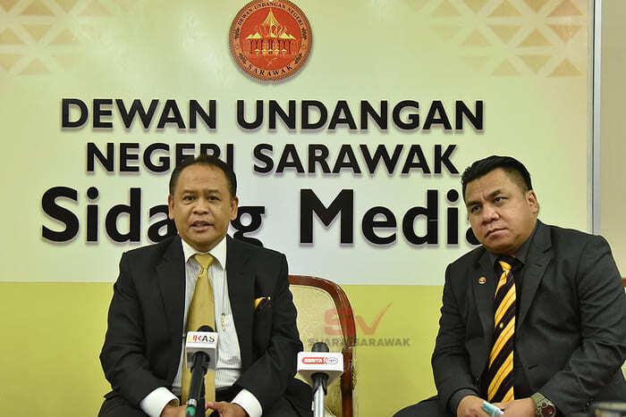 """Pindaan RUU beri jaminan """"Anak Sarawak"""" mentadbir Sarawak"""