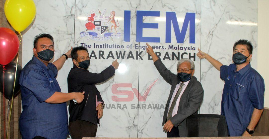 Intec bisi begunan baru di Kota Samarahan