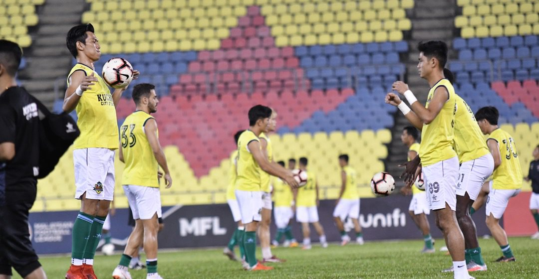 PIALA MALAYSIA 2020: Cuba elak penalti