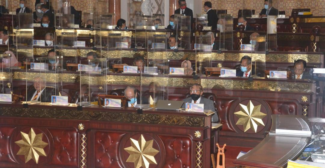 Persidangan DUN Sarawak tetapkan SOP