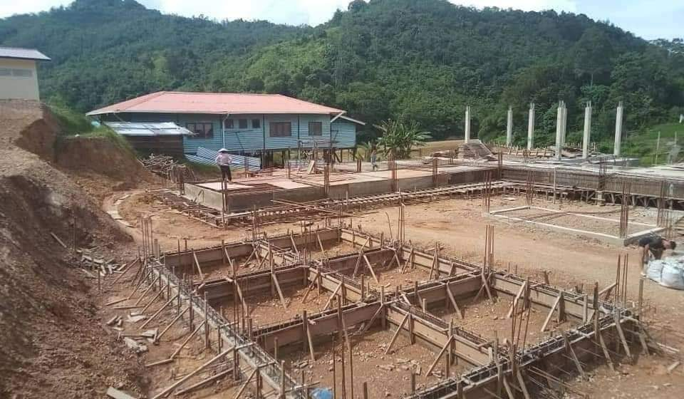 Kilinik Long Busang benung digaga