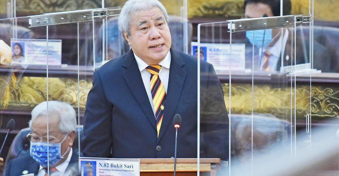 Kerajaan Sarawak komited perangi pembalakan haram