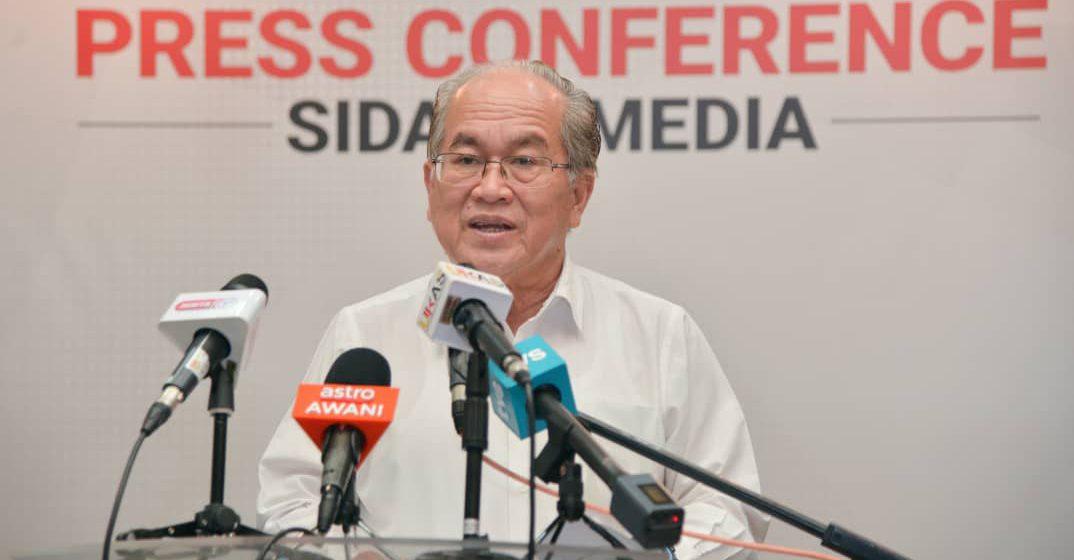 1,318 pesakit Covid-19 di Sarawak masih dirawat dan diasingkan di hospital