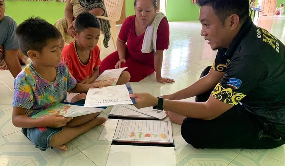 Inisiatif SK Nanga Oyan ngemujur RBL dipuji mensia mayuh