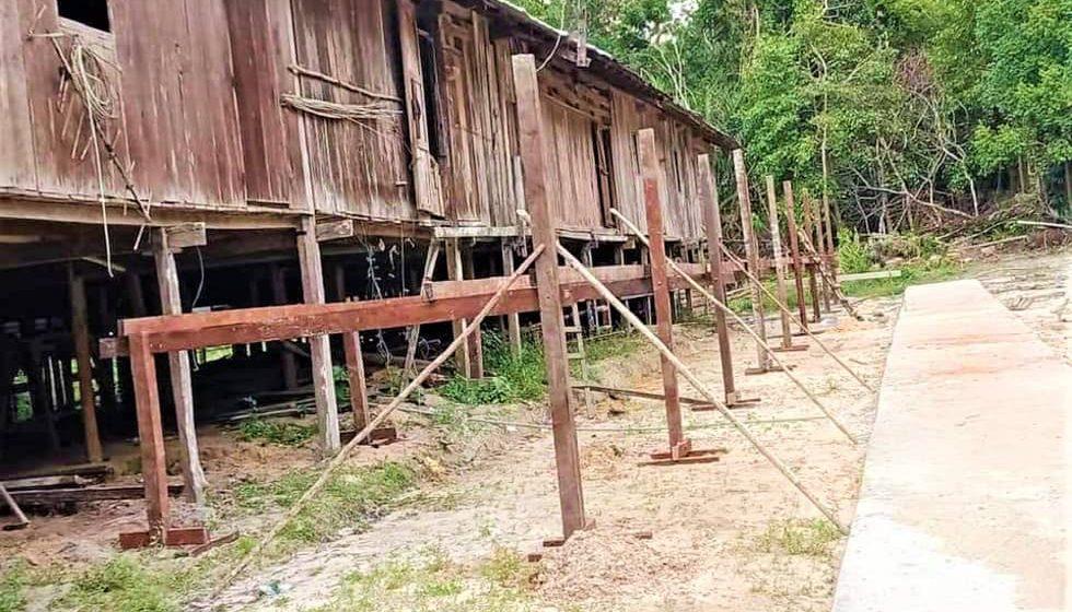 Rumah Bungkong Amoi ba Jalai Oya patut digaga nyadi pesaka